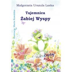 Tajemnica Żabiej Wyspy (e-book, format pdf)