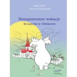 Niezapomniane wakacje Kruszynki w Obłokowie (e-book, format pdf)