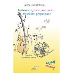 Instrumenty dęte, szarpane... fraszkami przyodziane(e-book, format pdf)