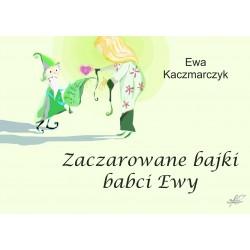 Zaczarowane bajki babci Ewy(e-book - format pdf)